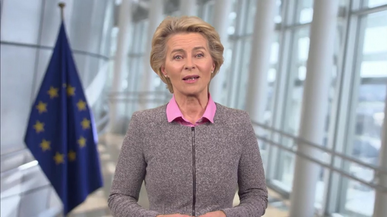 Урсула фон дер Лайен започва европейска обиколка от Лисабон