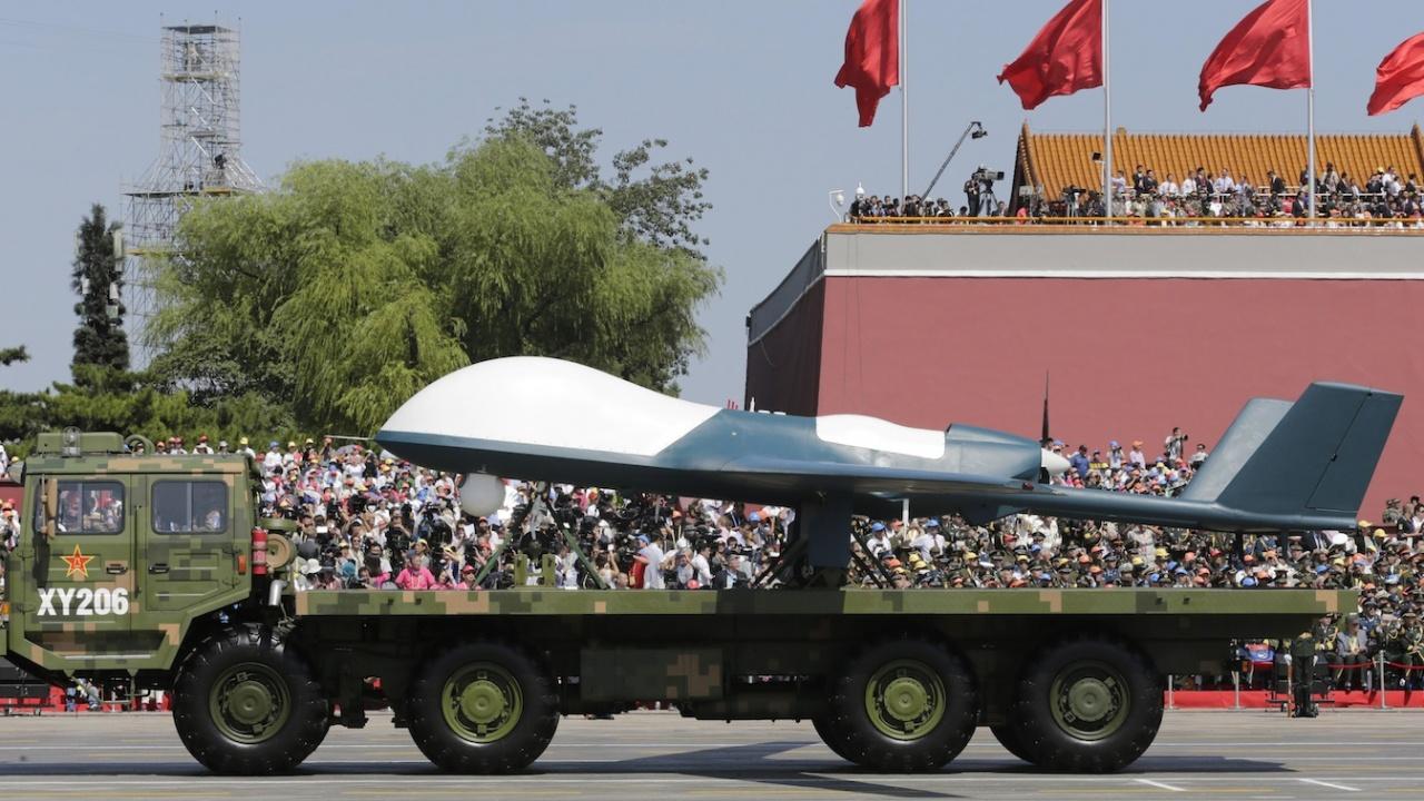 Китай изпрати 28 военни самолета в тайванската военновъздушна идентификационна зона