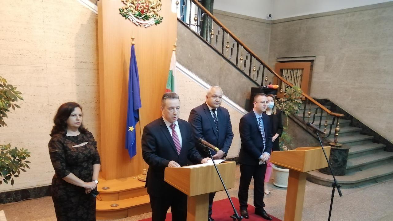 Янаки Стоилов: Установихме нарушения в Министерство на правосъдието