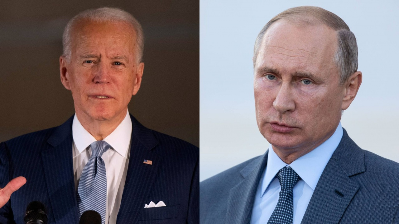 На живо: Започна срещата Байдън-Путин