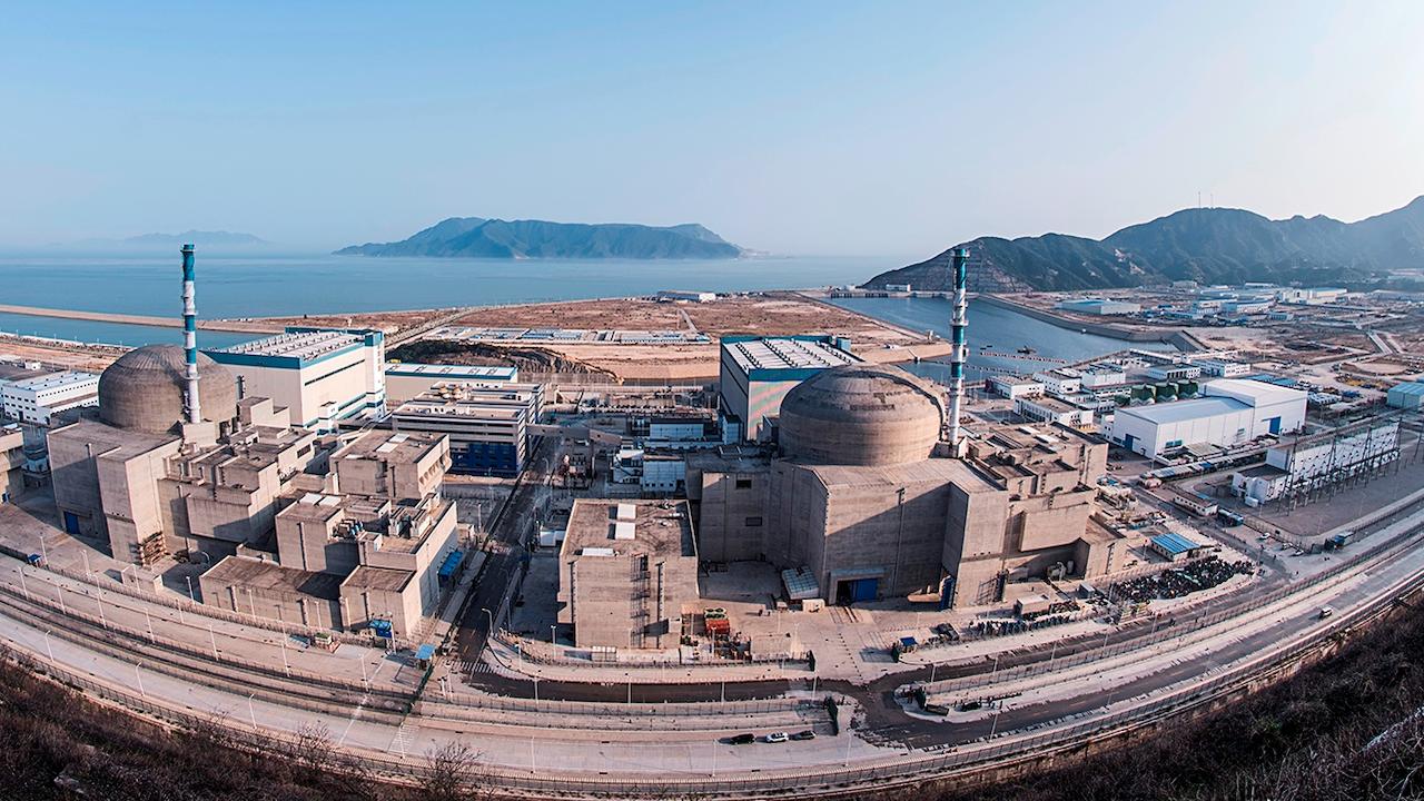 """Китай заяви, че ядрени горивни пръти в АЕЦ """"Тайшан"""" са повредени"""