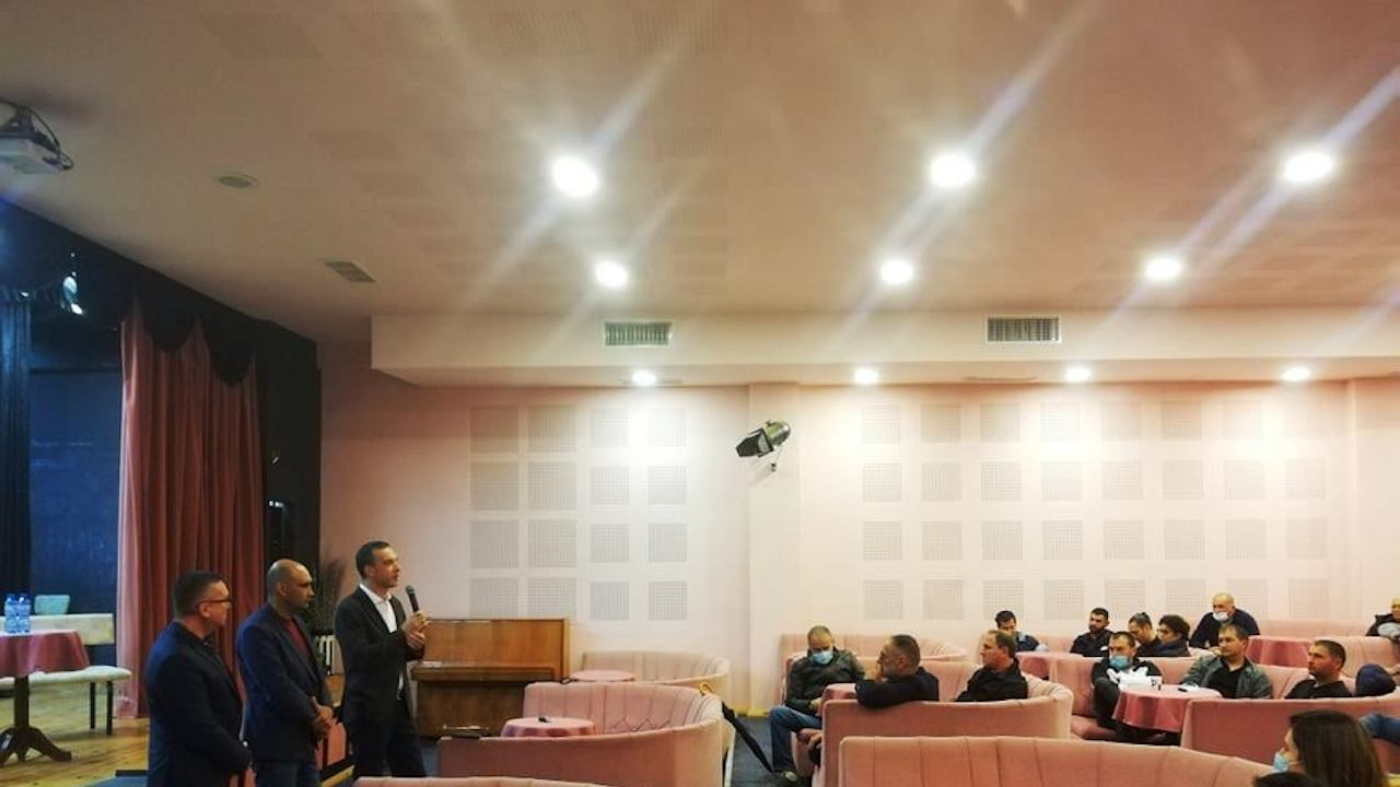 ГЕРБ в Обзор: Хаосът в държавата пречи на развитието на област Бургас