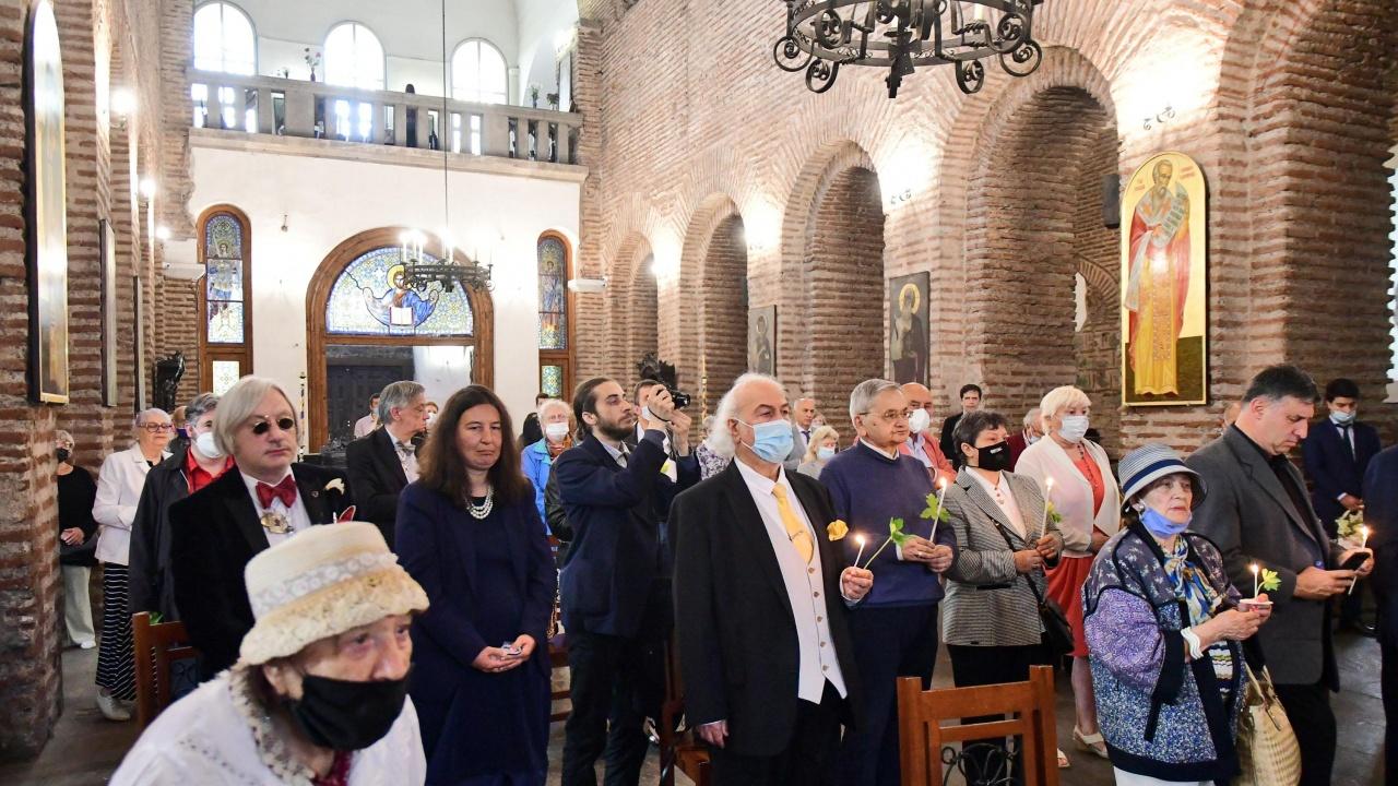 С тържествен молебен бе отбелязан 84-ият рожден ден на Симеон Сакскобургготски