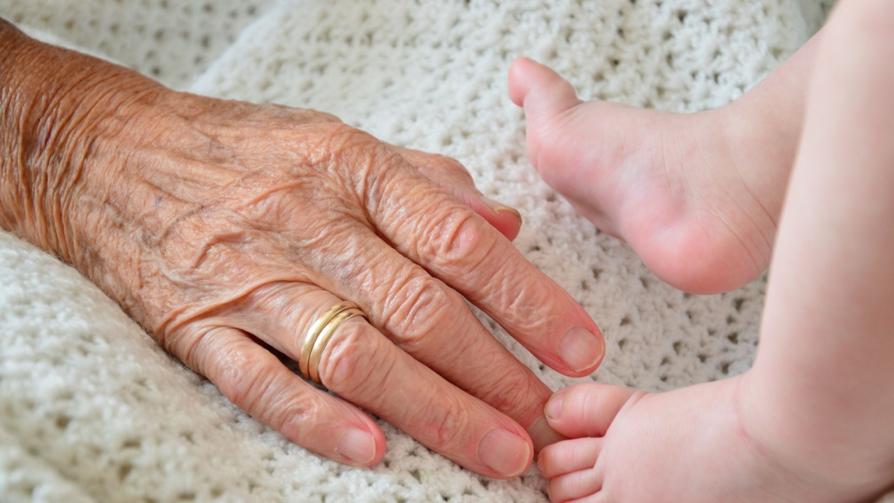 Шотландка стана пра- пра- пра- прабаба