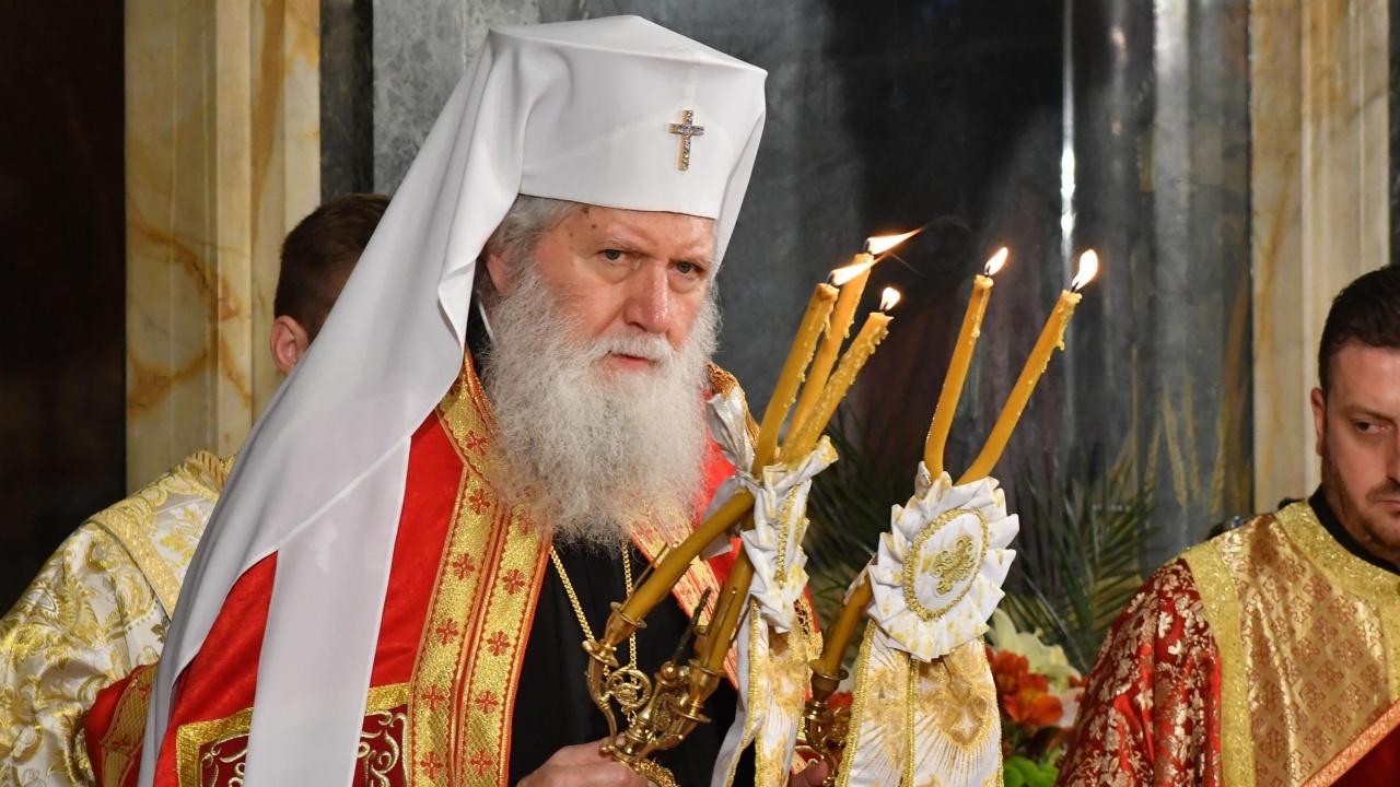 От Светия синод проговориха за състоянието на патриарх Неофит