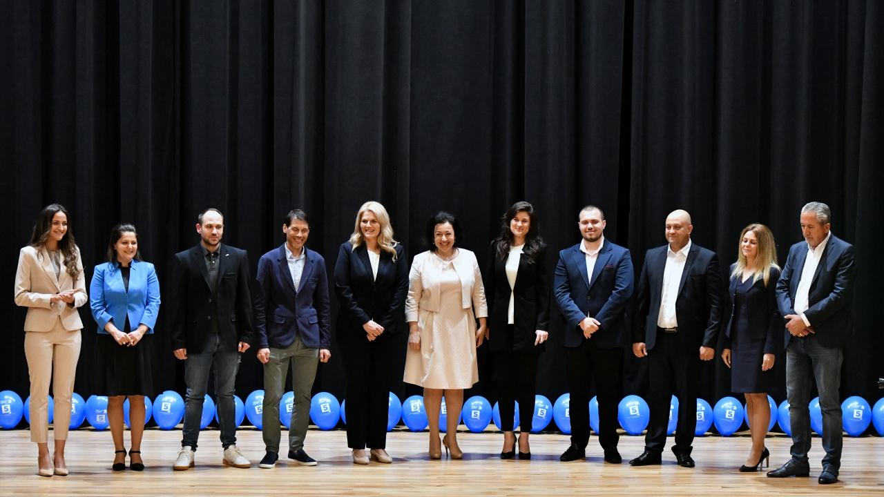 Коалиция ГЕРБ-СДС в Сливен представи кандидатите си за народни  представители със заявка за категорична победа