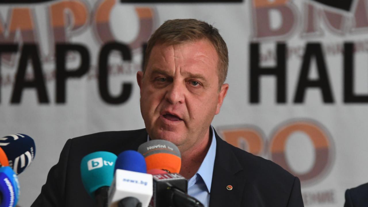 Каракачанов: Призовавам Янев и Радев да не се подвеждат по манипулациите на Скопие!