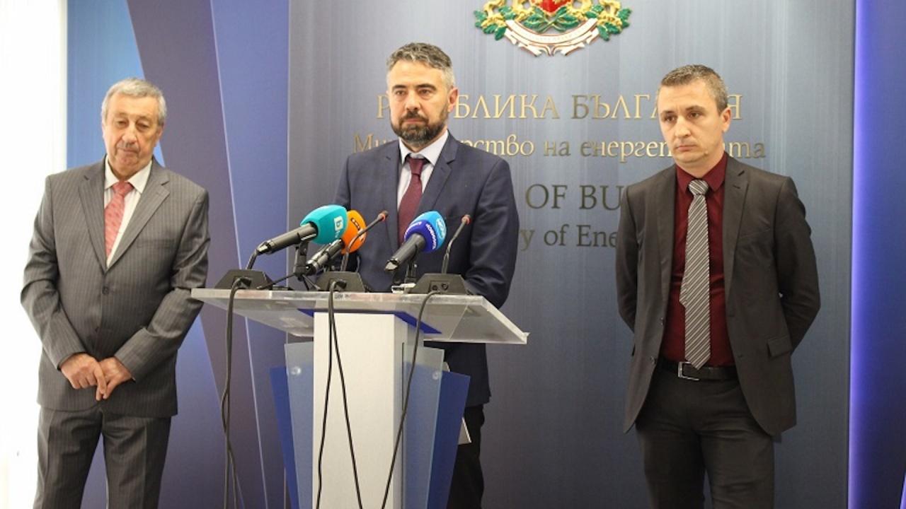 """Министър Живков: Работим, за да избегнем социален стрес в комплекса """"Марица изток"""" и да гарантираме стабилността на системата"""