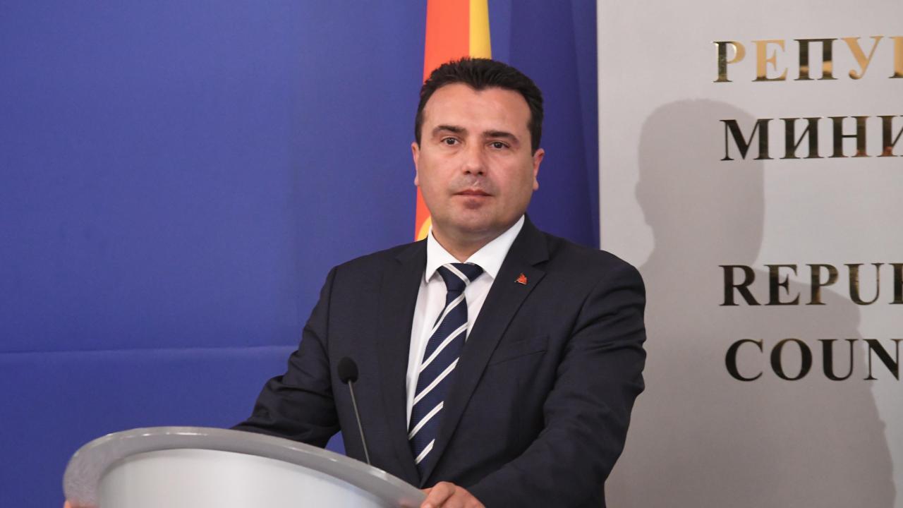 Зоран Заев след срещата с Янев: Проблемът е двустранен, трябва да го решим