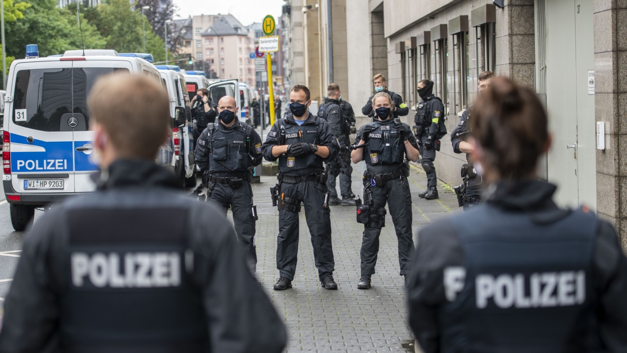 Стрелба в германски град, има убити