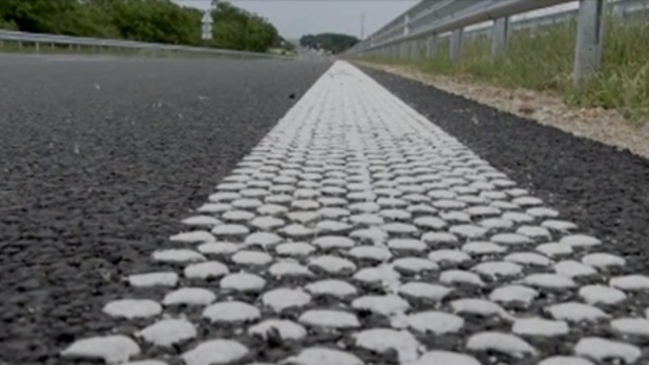 """Експерти: Маркировката по новия участък от магистрала """"Тракия"""" край Стара Загора е опасна"""