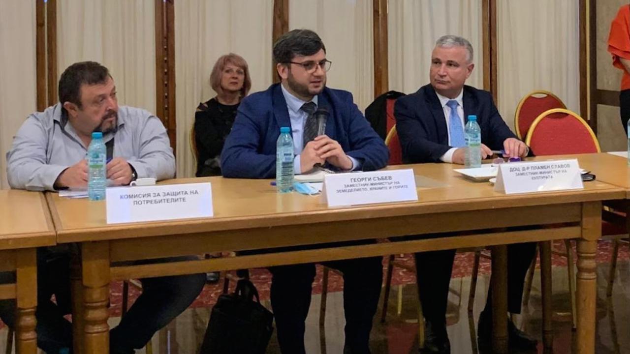 Зам.-министър Събев: Кулинарно-виненият туризъм има огромен потенциал