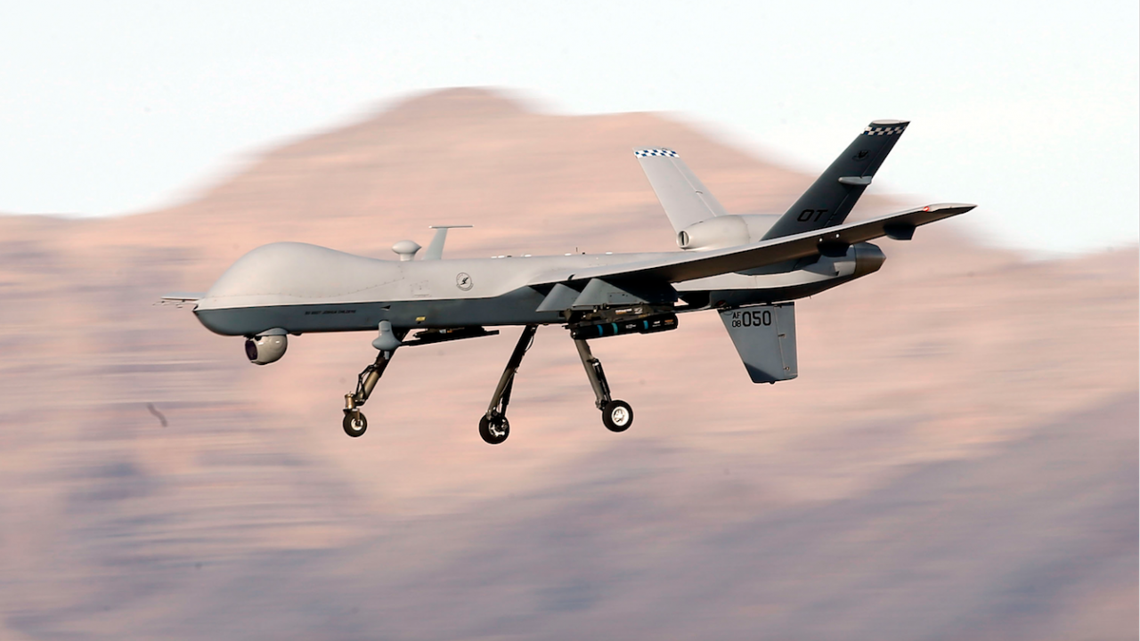 Саудитска Арабия унищожи 17 въоръжени дрона на хусите