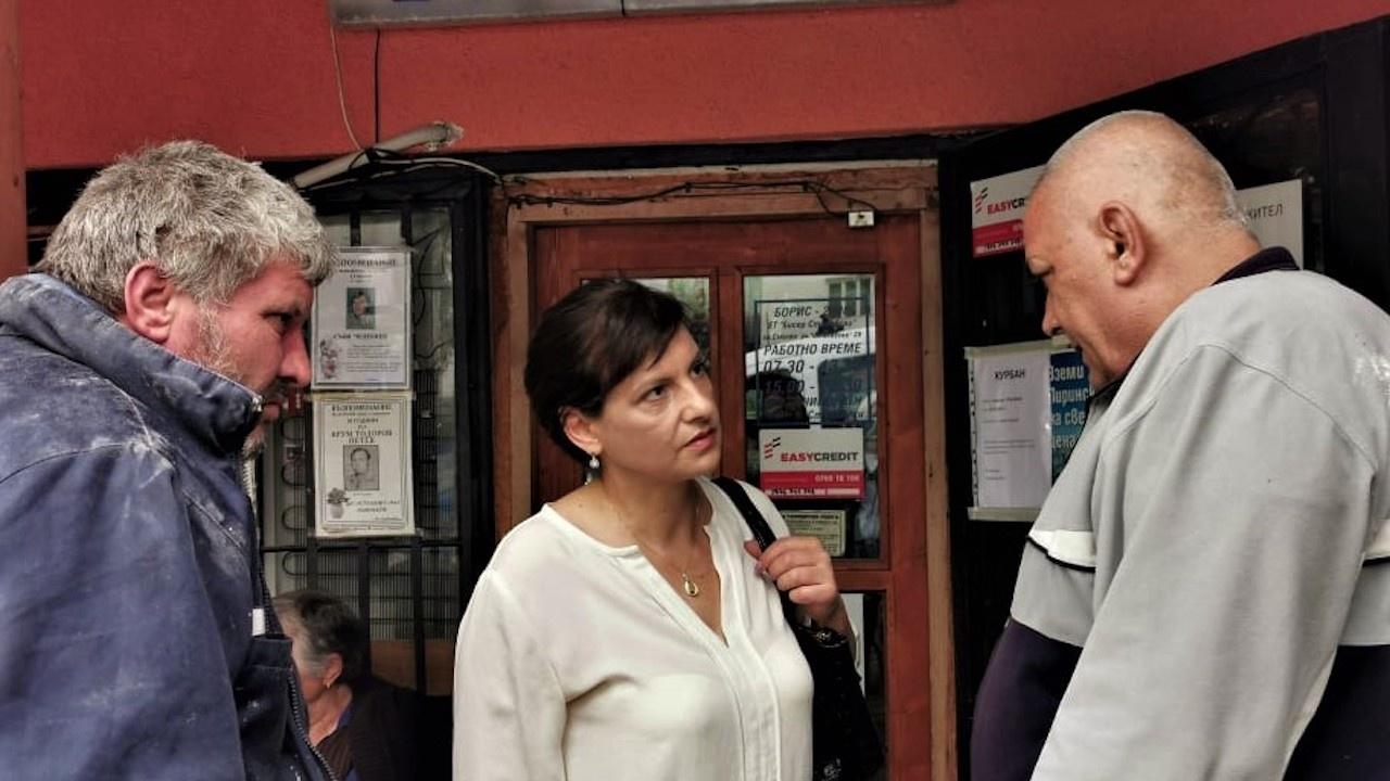 Д-р Дариткова: Политиката не е шоу, а сериозен ангажимент,  който трябва да се осъзнае от всички