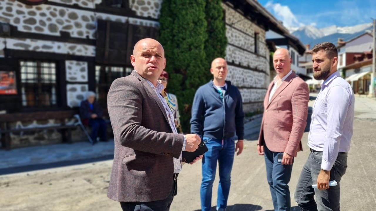 Желязков: ГЕРБ е единствената партия, която може да осигури устойчиво развитие на страната, защото има ясна политическа визия