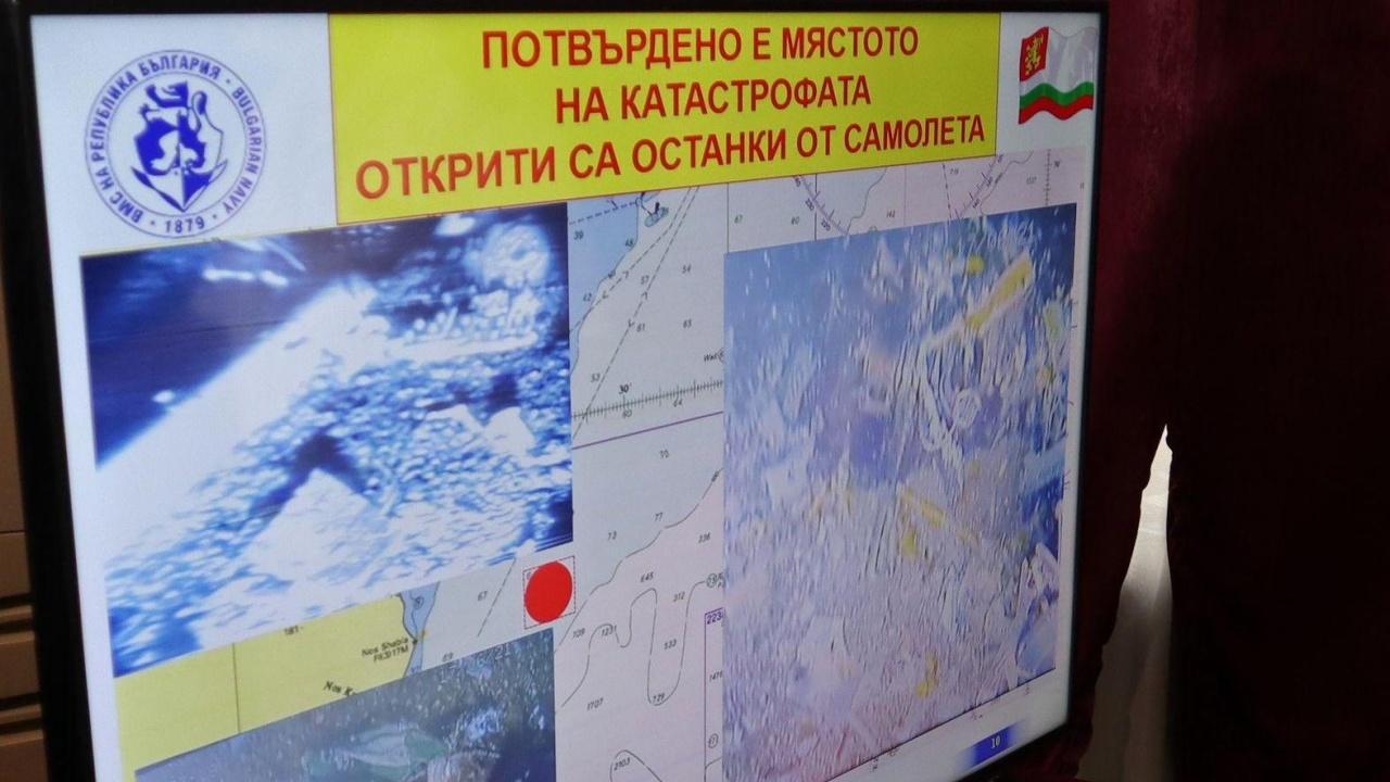 """Панайотов: Има надежда """"черната кутия"""" на падналия край Шабла МиГ-29 да бъде открита"""