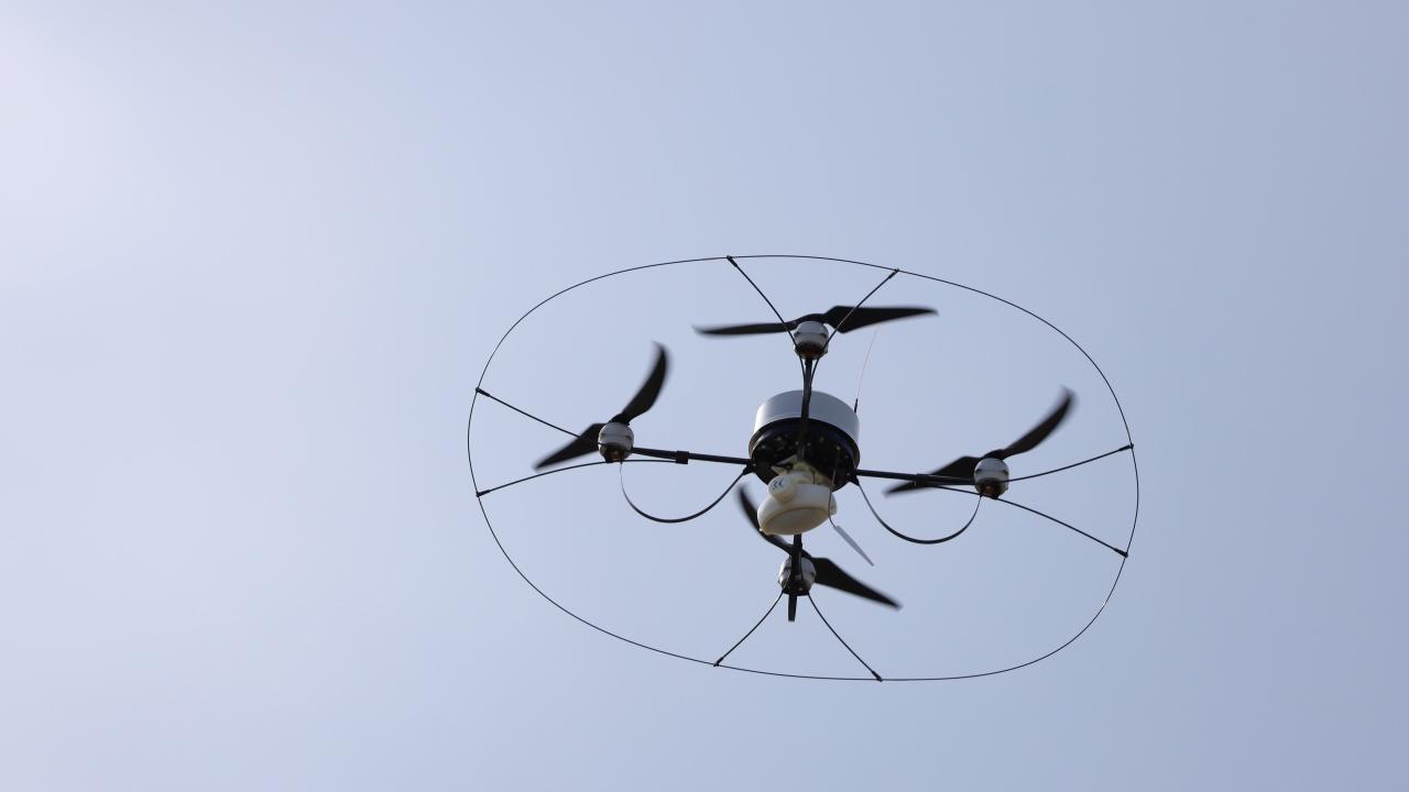 Израел е извършил изпитания за прехващане на дронове със свръхмощен лазер от самолет
