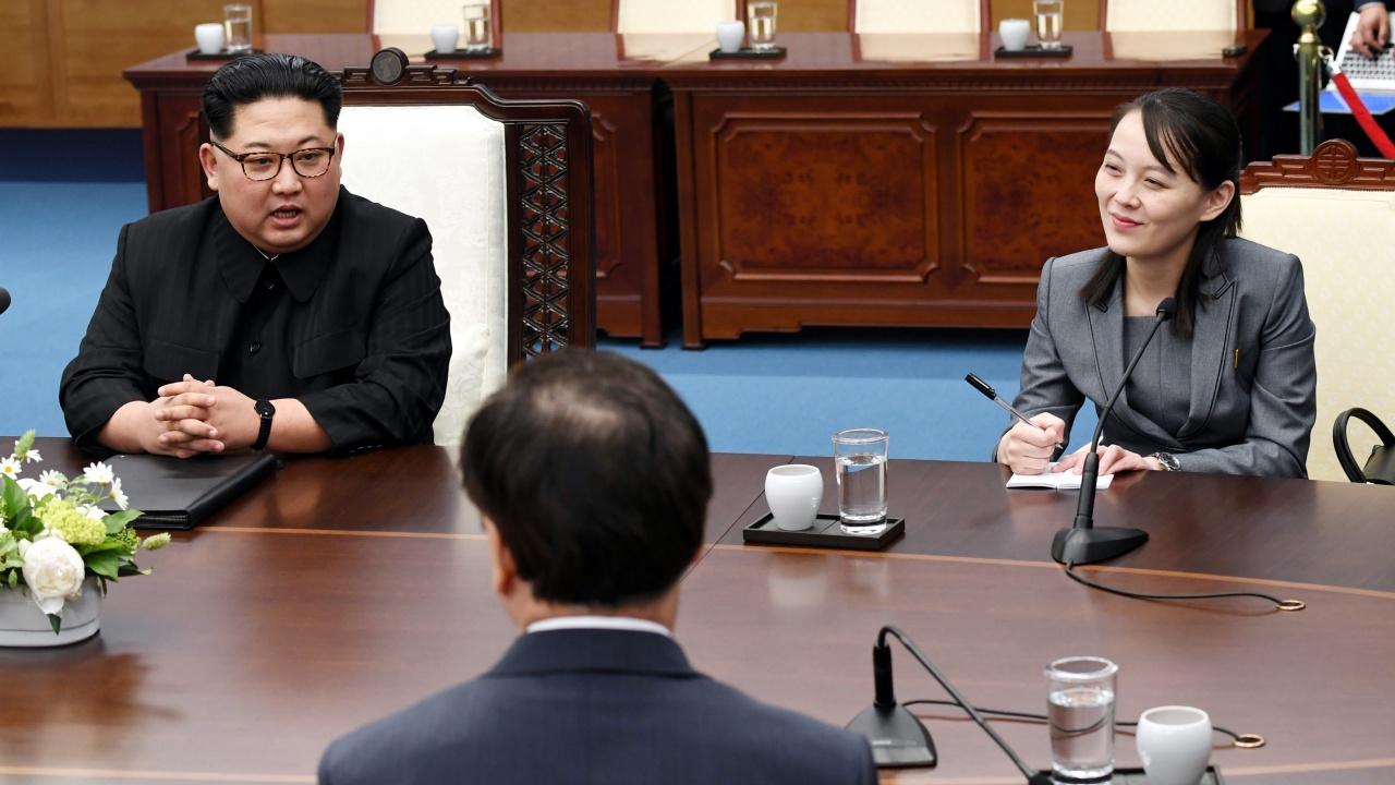 Сестрата на Ким Чен-ун разсея американските надежди за скорошни разговори