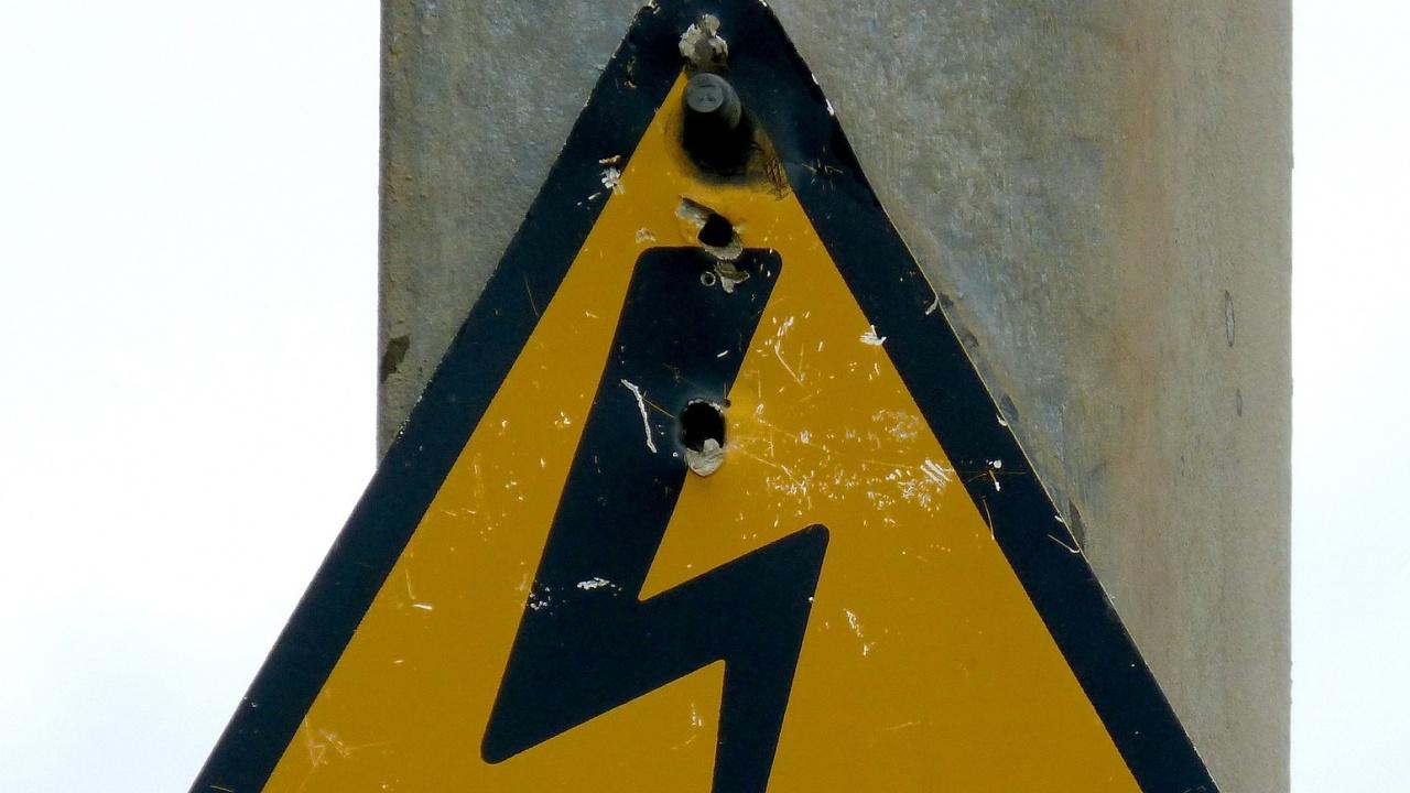 Волтова дъга удари работник в Кубрат