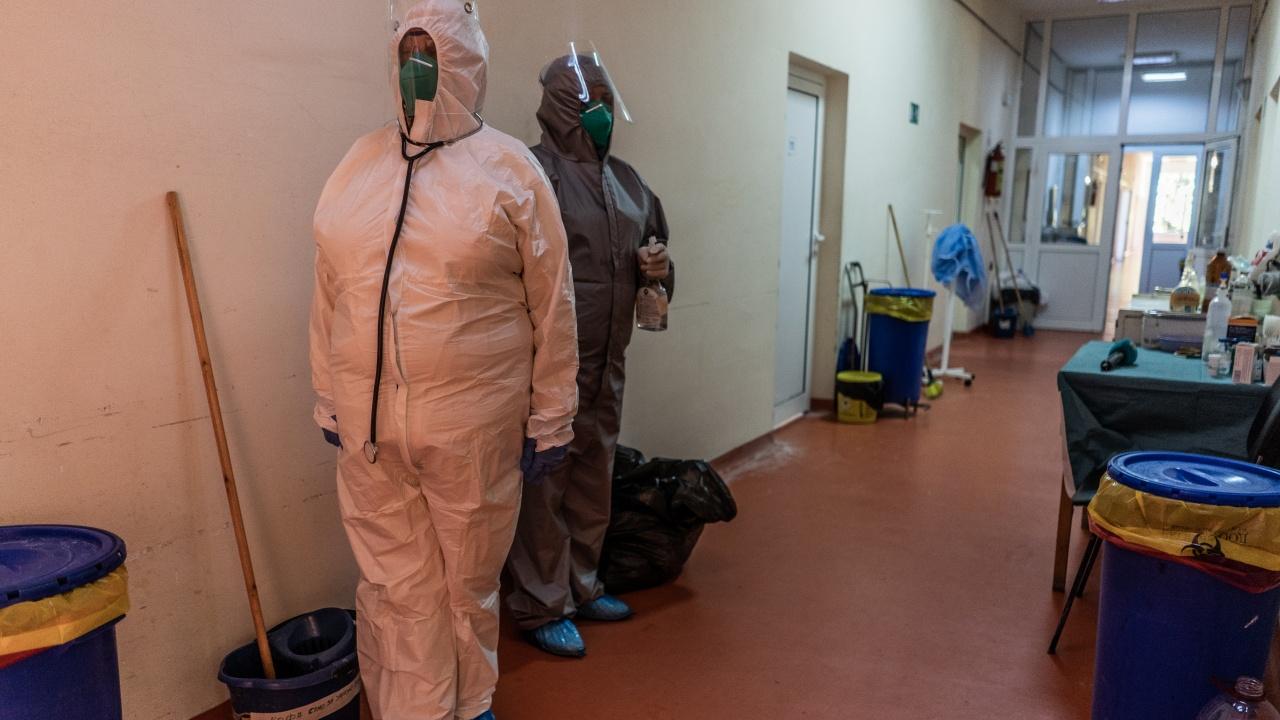 COVID-19: Смъртен случай във Видинско, четирима новозаразени във В.Търново