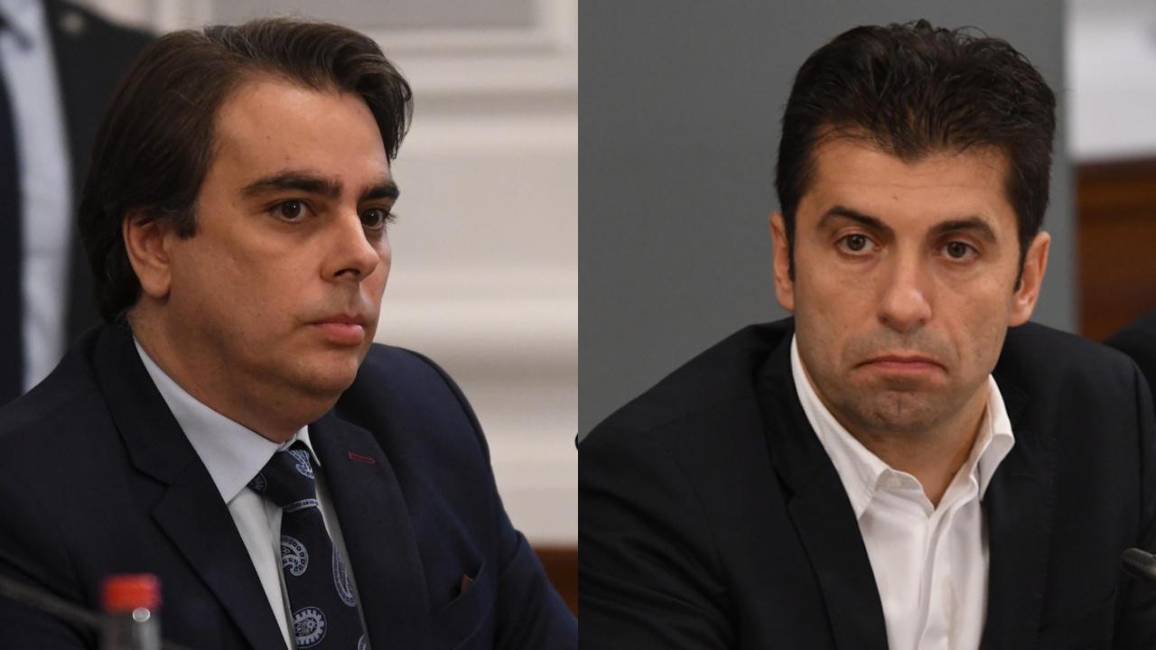 """НА ЖИВО: Министрите Василев и Петков представят новата Програма """"Възстановяване"""""""
