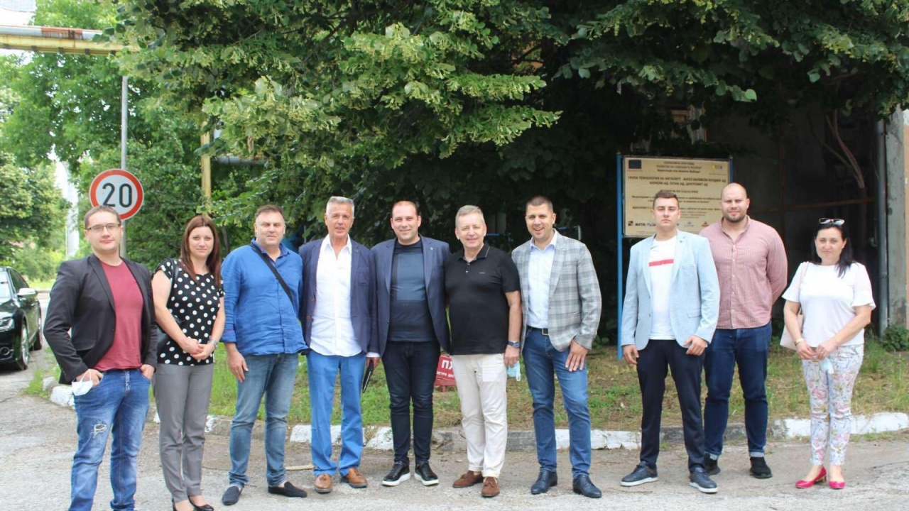 Проф. д-р Григор Горчев, водач на листата на ГЕРБ-СДС в Плевен: Нашият регион е новото място за развитие на бизнес в България
