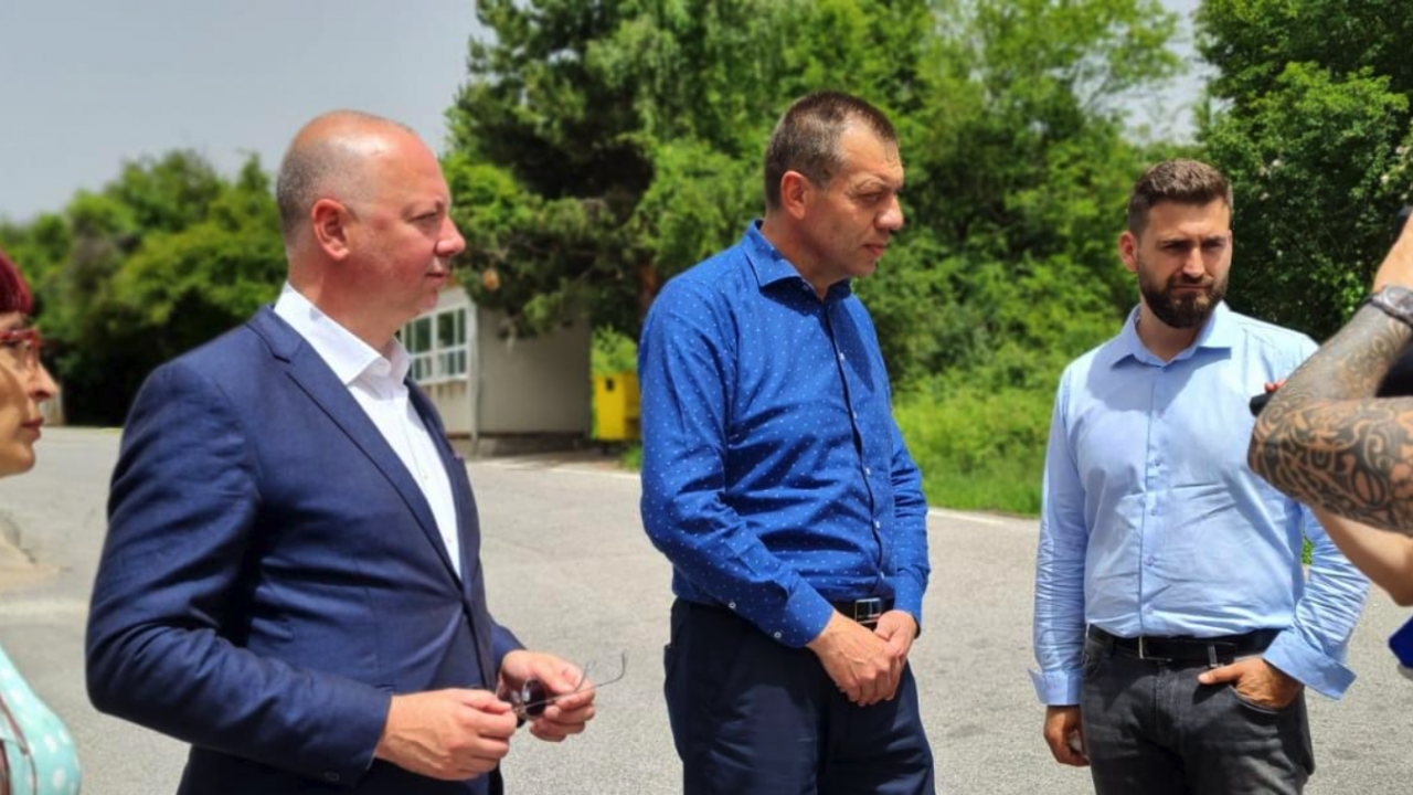 """Росен Желязков: Въпреки осигурените над 15 млн. лв. за ремонт на ГКПП """"Станке Лисичково"""", не се работи"""