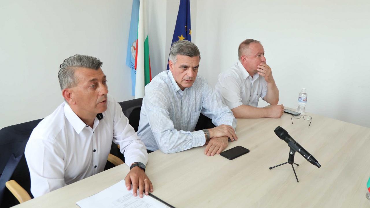 Стефан Янев: Правителството има решение за проблема с инфраструктурните поражения в Лом