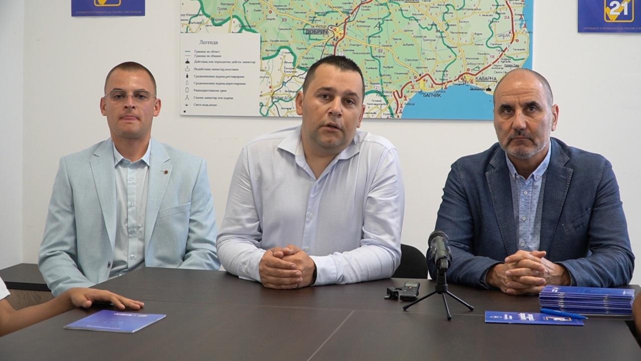 Цветан Цветанов: Републиканци за България ще работи за диалог и издигане авторитета на българските институции