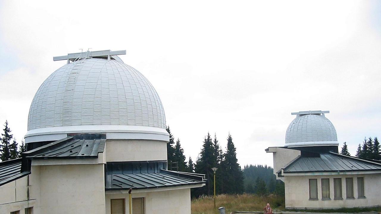 """НАО """"Рожен"""" доставя нов модерен телескоп, запазва лидерската си позиция като астрономически център в региона"""