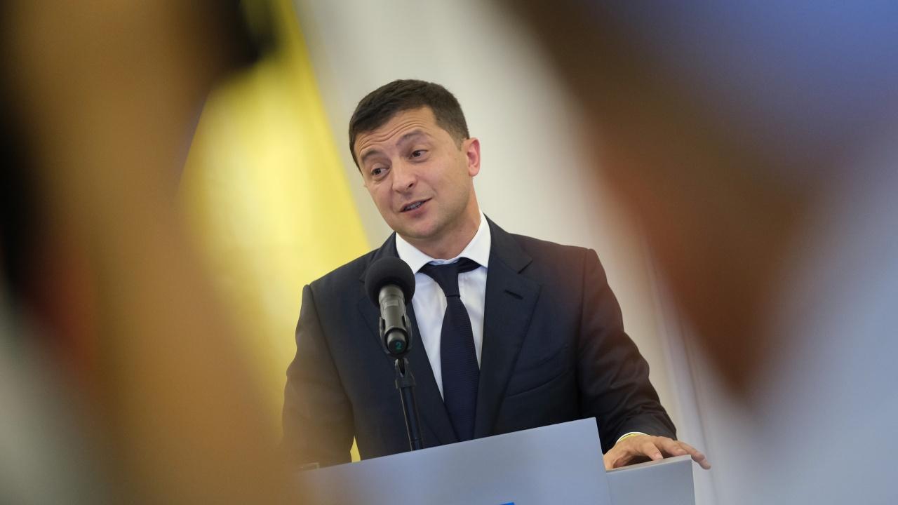 Володимир Зеленски ще посети Берлин през юли