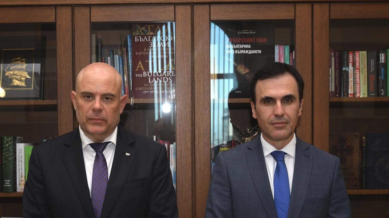 Иван Гешев се срещна с главния прокурор на Албания