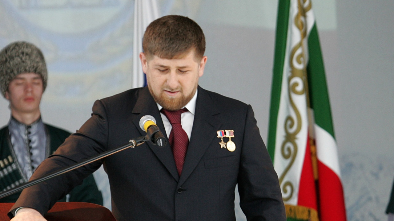 Рамзан Кадиров: Аз съм верен пехотинец на Владимир Путин