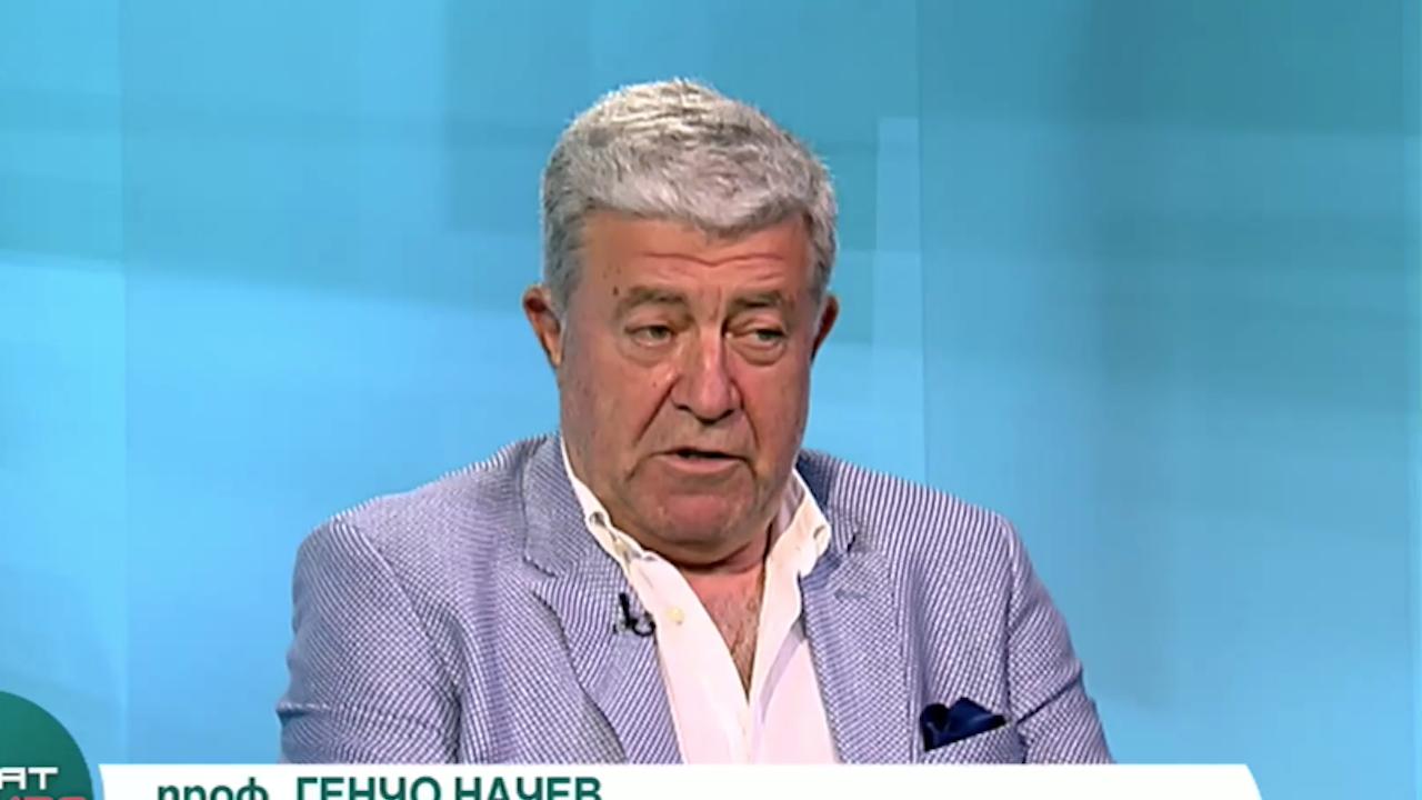 Проф. Генчо Начев: Трябва да се увеличи контрола от бордове и етични комисии в БЛС