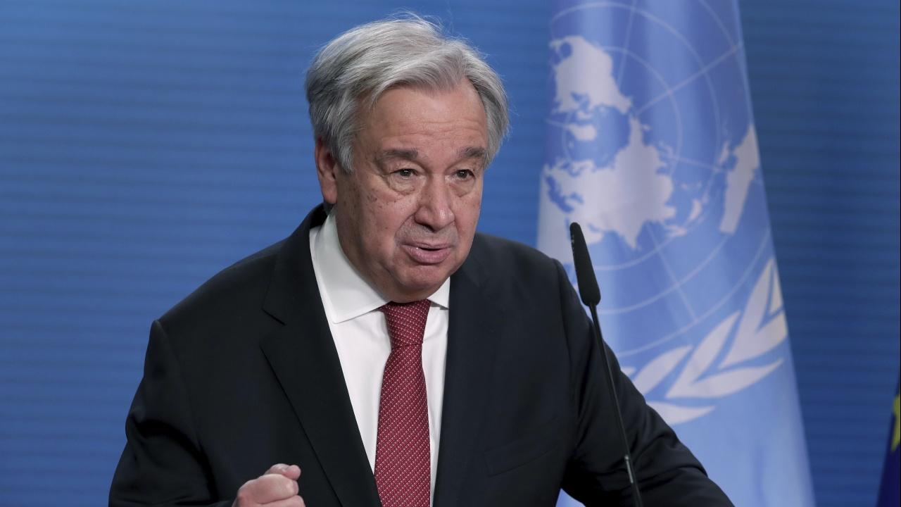 Гутериш призова за запазване на механизма за трансгранична помощ за Сирия