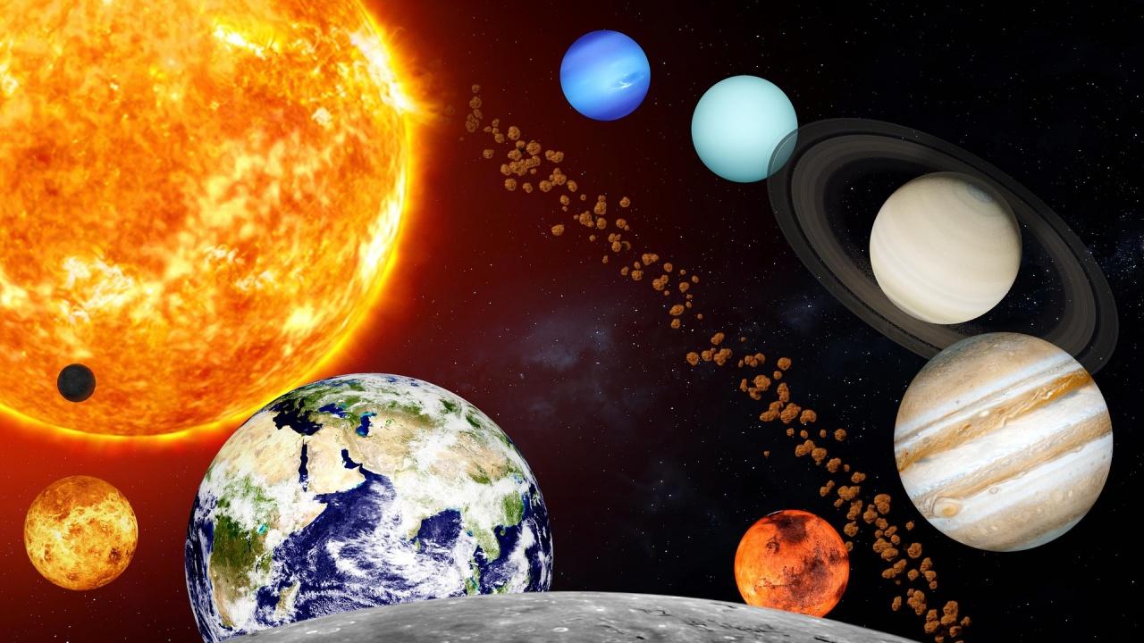 Венера опозиция на Плутон