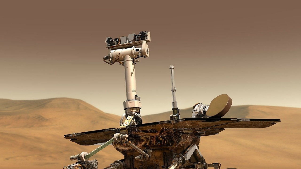 Китай планира да изпрати хора на Марс през 2033 г.