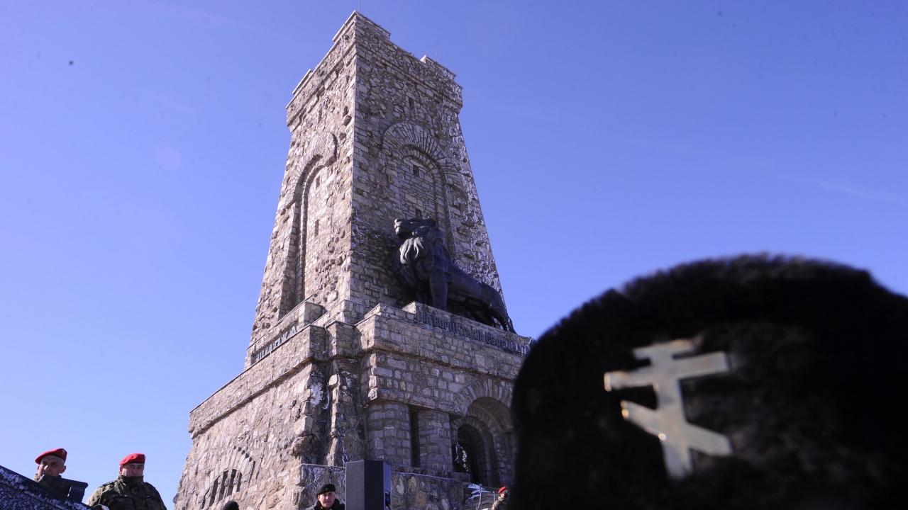 Затварят  за посещения Паметника на Шипка