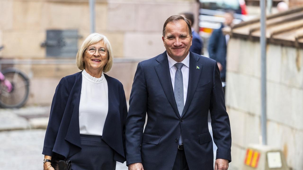 Шведските либерали заявиха, че няма да се включат в преговори за ново правителство на Льовен