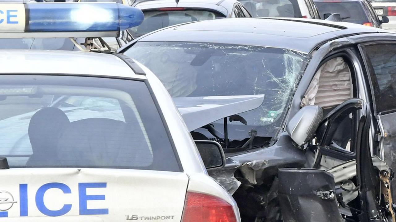 Верижна катастрофа затапи движението по околовръстния път на Пловдив