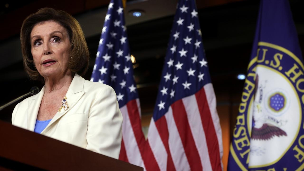 Нанси Пелоси обяви създаването на нова комисия за разследване на нападението срещу Капитолия