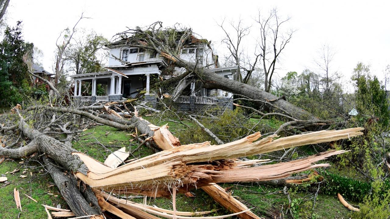 Торнадо в Югоизточна Чехия взе жертви и нанесе сериозни материални щети