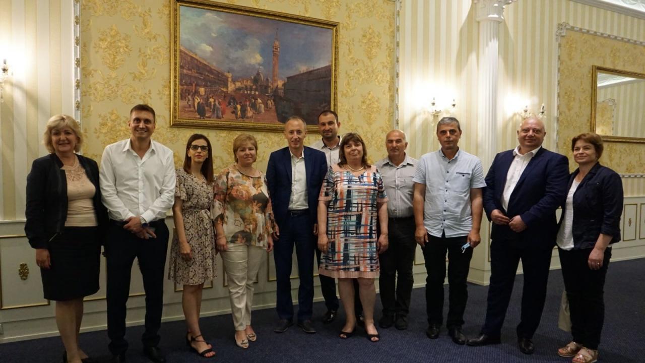 Вълчев в Силистра: Само ГЕРБ гарантира устойчиво, подредено развитие, социален и икономически просперитет на България