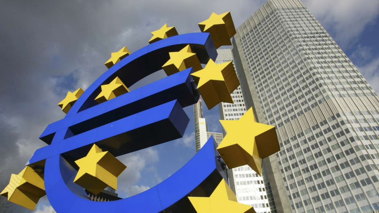 ЕЦБ отчита забавяне на банковото кредитиране за частния сектор в еврозоната през май