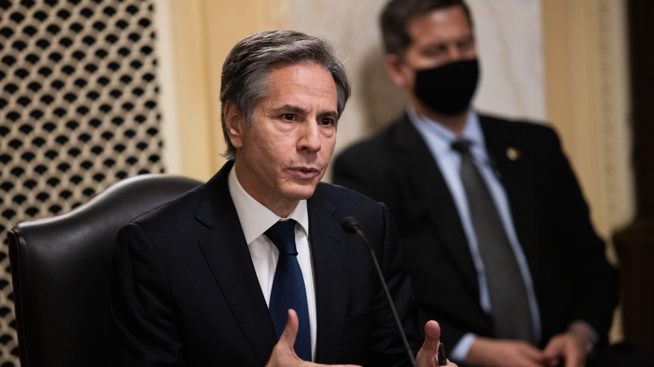 Държавният секретар на САЩ беше посрещнат в Париж като приятел на Франция