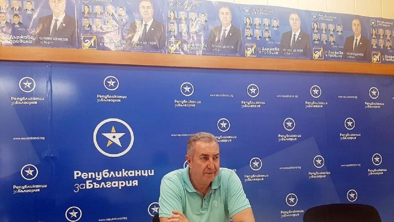 Огнян Ценков: Да не допуснем българите да не упражнят правото си на глас заради притеснения с машинното гласуване