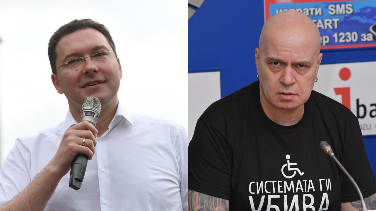 Митов: Слави Трифонов няма представа как се носи политическа отговорност