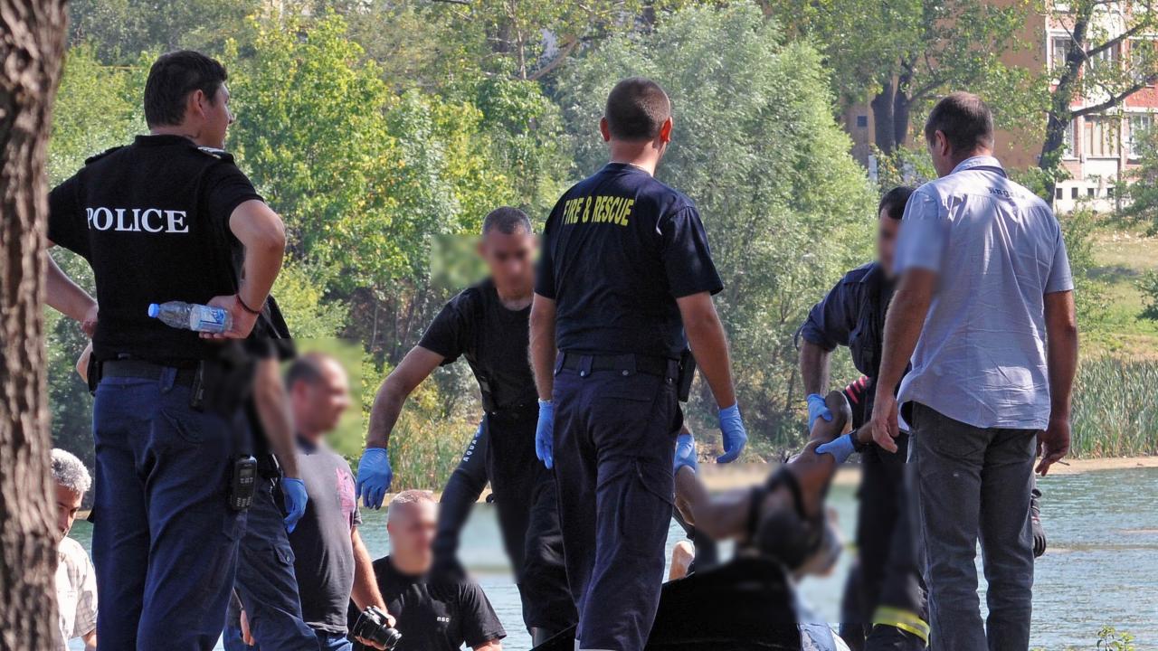 Трагедия: Младеж се удави в язовир
