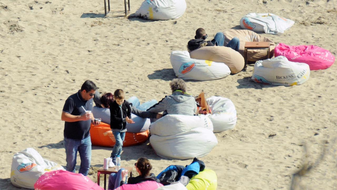 Голяма част от плажовете не са достъпни за хората с увреждания