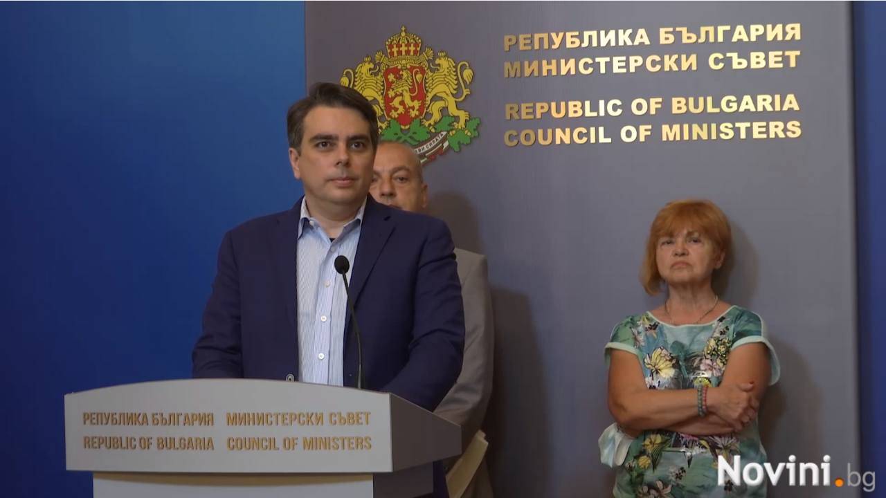 Асен Василев обясни защо е необходима актуализация на бюджета, правят и редизайн на 60/40
